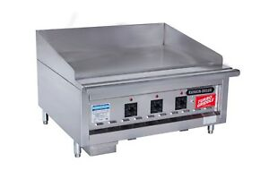 Rankin delux Rd100 36 c Commercial Infrared Gas Griddle