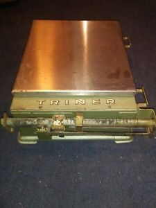 Triner Postal Scale No Weights