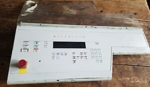 Heidelberg Quickmaster Printmaster Press Control Panel 10 106 8999 02