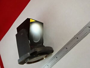 Optical Mil Spec Mounted Prism Lens Laser Optics l9 b 47