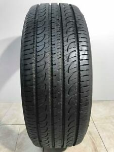 High Tread Used Tire 1 235 55r19 Yokohama Geolander G055