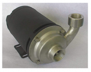 Dayton 304 Stainless Steel 2 Hp Centrifugal Pump 4jmw3