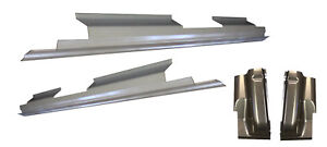 2004 08 Ford F 150 4door Crew Cab Outer Rocker Panels And Cab Corners Pair