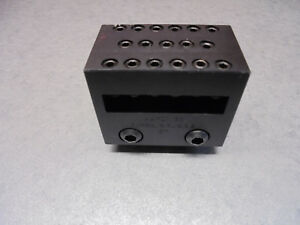 Hardinge D7 Multiple Tool Holder For Dv 59 Dsm 59 Or Hsl