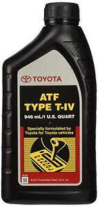 Toyota 00279 000t4 0 Lexus Atf Fluid Automatic Transmission