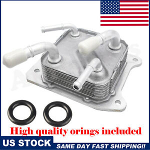 21606 28x0b Cvt Transmission Oil Cooler With O rings For Nissan 2013 2017