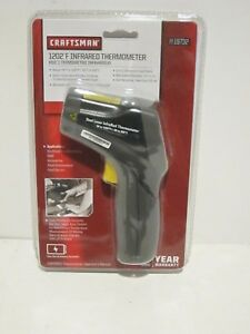 Craftsman 34 19732 1202 Degree Infrared Thermometer Dual Laser Pointer nisp Fshp