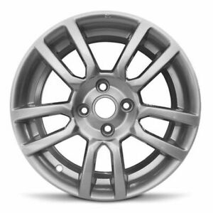 Set 4 New Wheels 15 Inch Aluminum Rim 08 11 Chevrolet Aveo 2008 Pontiac Wave