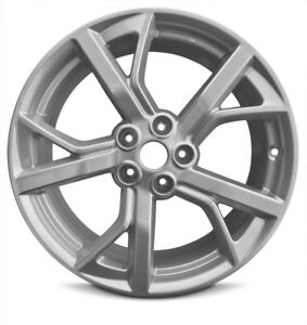 Set Of 2 Wheels 19x8 Inch Aluminum Rim Fits 2012 2014 Nissan Maxima