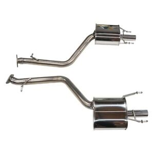 Tanabe Medalion Touring Cat back Exhaust System For 13 16 Lexus t70170a