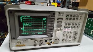 Hp Agilent 8594e 2 9 Ghz Spectrum Analyzer