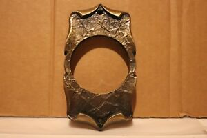 Vintage Amerock Carriage House Brass Door Knob Plate Cover