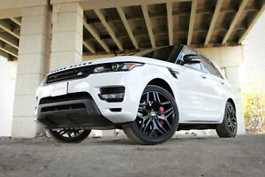 22 Wheels Rims For Range Rover Evoque Velar Land Rover Discovery Sport 5x108