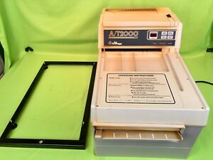 Air Techniques A t 2000xr Dental X ray Film Processor Developer Complete