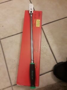Snap On Green Handle 3 8 Dr Flex Head Ratchet Extra Long 18 Inches Fhllf80a