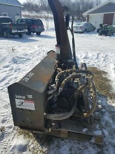 Bobcat Sb200 X Snow Blower For Skid Steer Loader