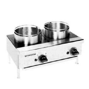 Rankin delux Orhp 224 c Commercial Gas Flex System Wok Range