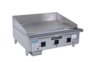 Rankin delux Rd85 24 c Commercial Solid State Gas Griddle