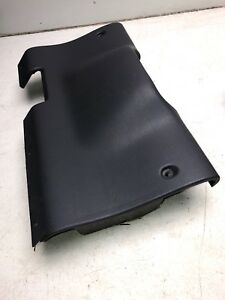 94 97 Dodge Ram Knee Bolster Lower Dash Steering Column Cover Gray R2536