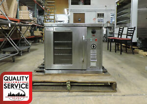 Blodgett Ctb 1 Commercial Half Size Electric Convection Oven