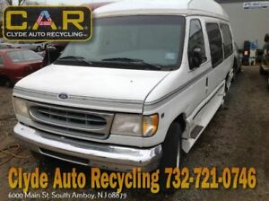 Passenger Front Axle Beam 2wd Twin I beams Fits 92 07 Ford E250 Van 5793