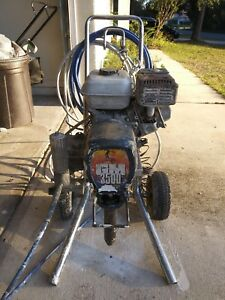 Graco Gm 3500 Gas Paint Sprayer