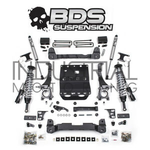 Bds Suspension 2017 2018 Tacoma 4wd 6 Inch Coil over Lift Kit 823f