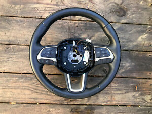 15 16 17 Jeep Renegade Steering Wheel Leather Oem