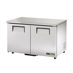 True Tuc 48 ada Commercial Undercounter Ada Cooler