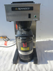Newco Nkpp Commercial Coffee Maker With Carafe Very Good Used Condition