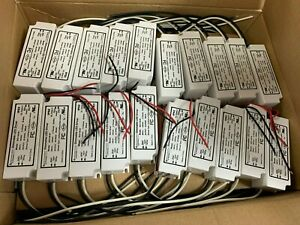 Lot Of 40 Dimmable Led Driver Se2114e 00 120vac 0 15max 50 60hz