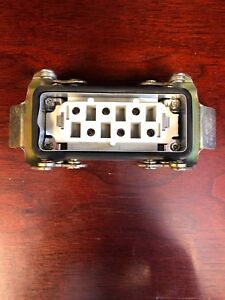 Lapp 10170000 Epic H bs 6 Bs With Panel Mount Connector