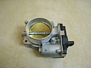Factory Gm Throttle Body Tbi Assembly With Sensor Oem Chevy 12676296 Ships Free