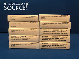 Smith And Nephew Dyonics Endobutton Package Cl btb 7210084 exp 7210085