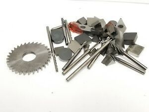 Lot Of Cbn Tipped Carbide Inserts Rng Sng