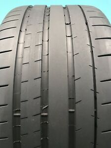 1 Great Used Michelin Pilot Super Sport 285 30 20 285 30zr20 2853020