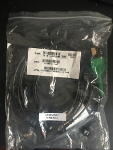 Physio Control 3 lead Ecg Cable For Lifepak 1000 Aed 11111 000016
