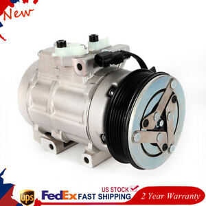 Ac Compressor Clutch Fit For Ford Expedition F 150 4 2l Navigator Co 10905c