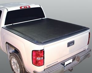 Rugged Liner Rc Drb5509 Premium Roll Up Rugged Cover Fits 09 18 1500 Ram 1500