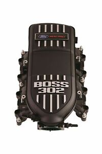 Ford Racing M 9424 M50br Boss 302r Intake Manifold Fits 11 14 Mustang