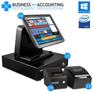 Bpa Elite Restaurant Pos System 2 Stations