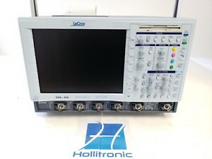 Lecroy Dda 260 Disk Drive Analyzer 4ch 2ghz Digital Oscilloscope