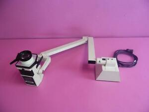 Burton Ohmeda Phototherapy Light Ii Wall Mount Exam Room Surgical Procedure Lamp