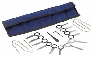 Deluxe Radio Removal Tool Kit Car Stereo Replacement Automotive Shop Tools Pro