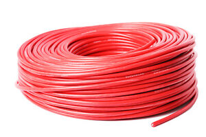 Superworm 10 Gauge Flexible Silicone Copper Wire 100 Meters By Acer Racing