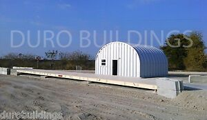 Durospan Steel S20x20x14 Metal Shed Utility Storage Garage Diy Building Direct