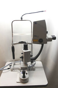 Zeiss Visulas Yag Iii Ophthalmic Photodisruption Laser Therapy Slit Lamp