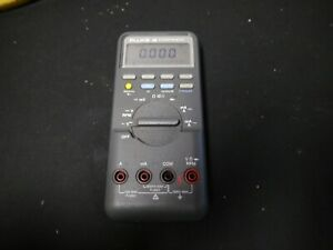 Fluke 88 Automotive Multimeter Tested Working Condition Scuffs Scratches
