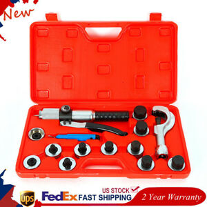 Hydraulic Cutter Expander Tubing Swaging Soft Copper Tube Tools 11 Lever Hcac Us