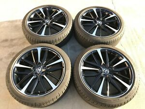 19 Toyota Camry Xse 2019 Oem Wheels Michelin Tires Avalon 75222 18